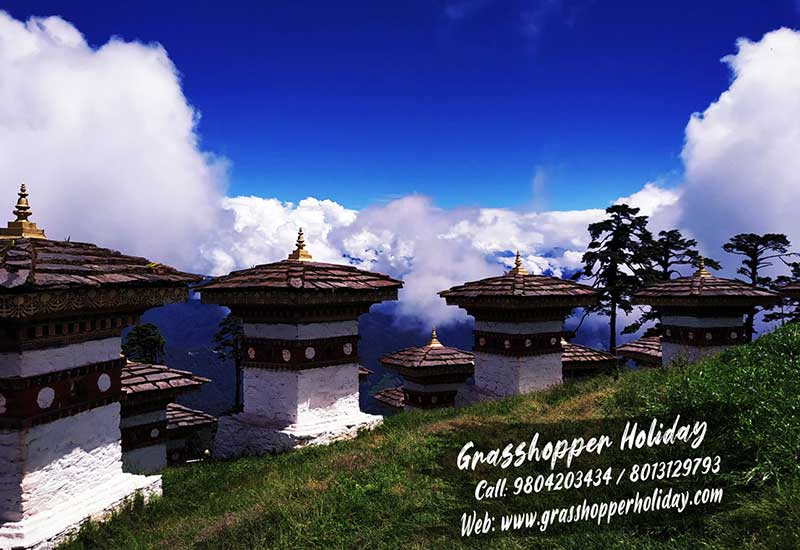 Bhutan packages tours - 5 Night 6 days
