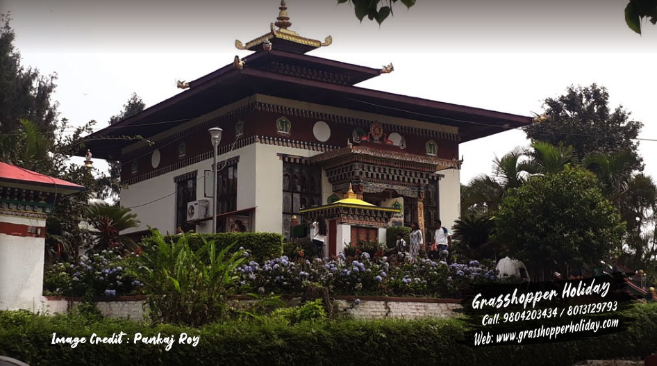 Phuntsholing Karbandi-Monastery