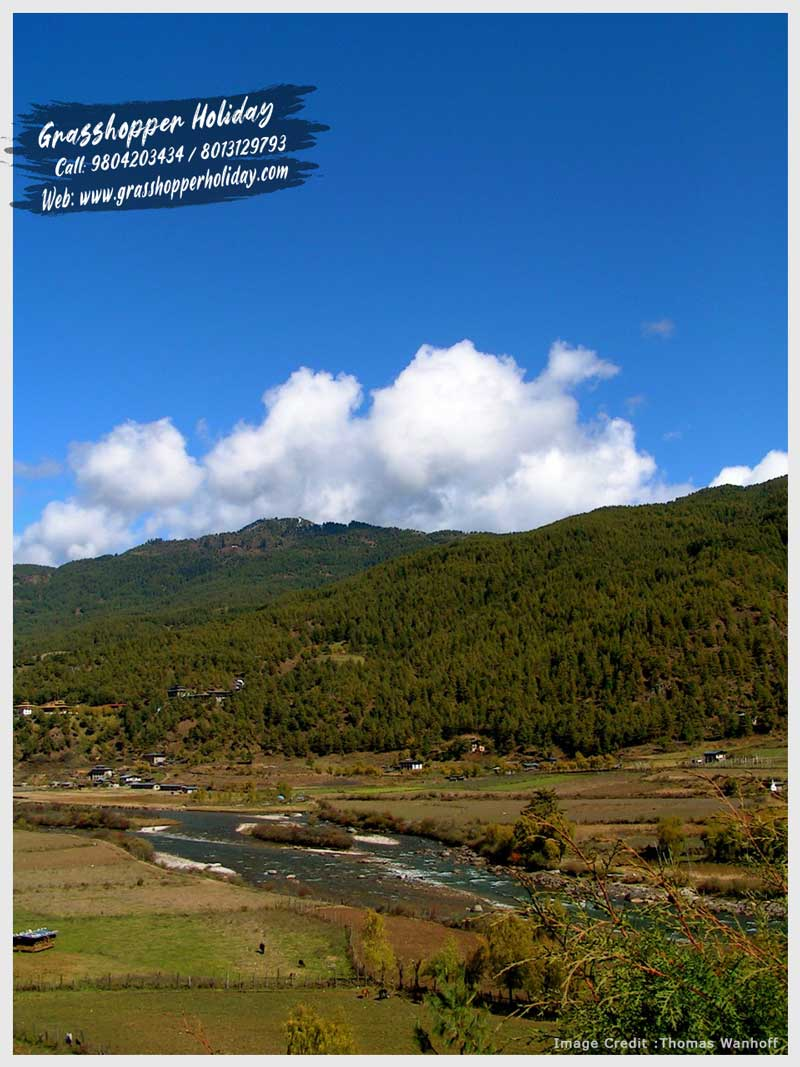 Bumthang Valley - Jakar - Top attraction of Bhutan