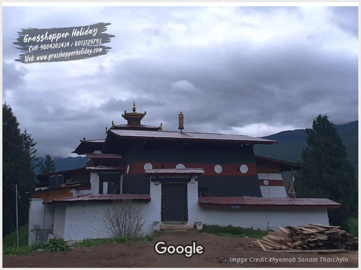 Changangkha Lhakhang - top attraction of thimphu