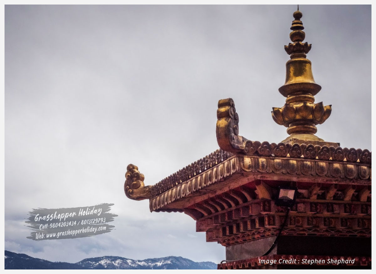 Cheri Monastery - places to visit in thimphu