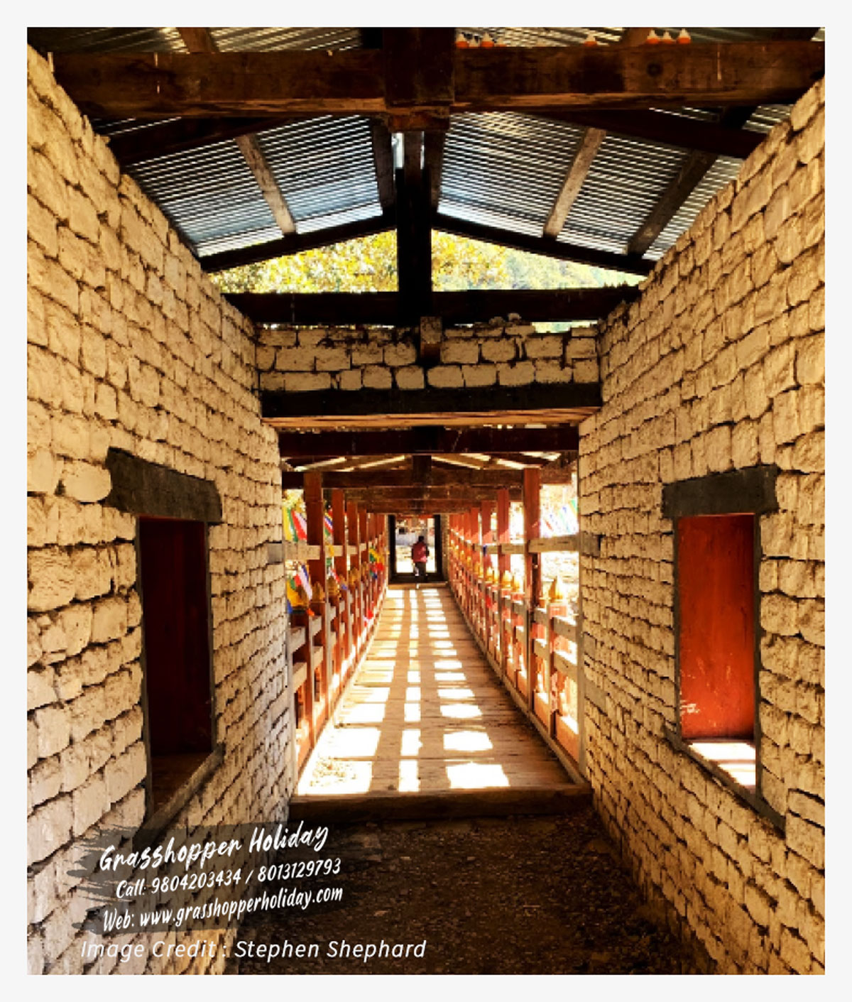 Chagri Dorjeden Monastery - places to visit in thimphu
