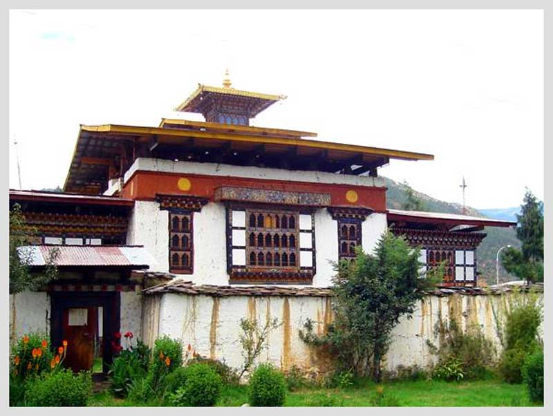 Druk Choeding Temple | Top attraction of Bhutan | Places to visit in Paro