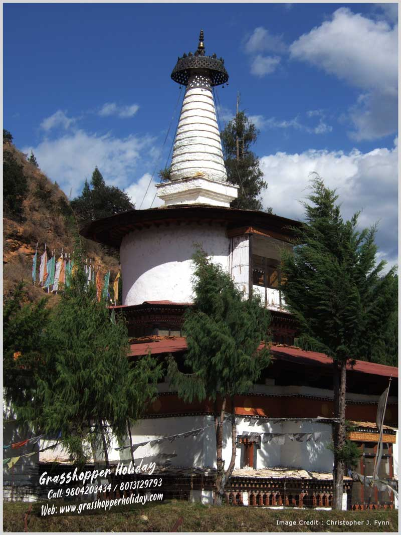 Jangtsa Dumtseg Lhakhang | Top attraction of Bhutan | Places to visit in Paro