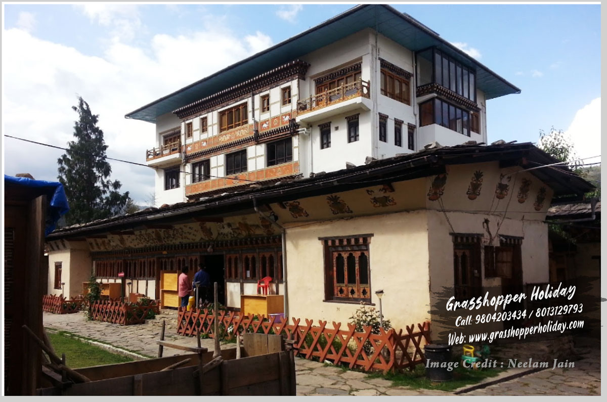 National Folk Heritage Museum - top attraction of Thimphu
