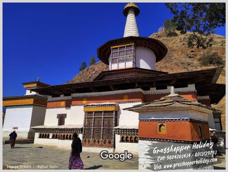 Jangtsa Dumtseg Lhakhang | Top attraction of Bhutan | Places to visit in Paro