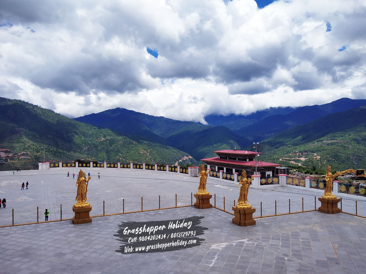 Buddha Point-Top attraction of Thimphu - Places to visit in Thimphu