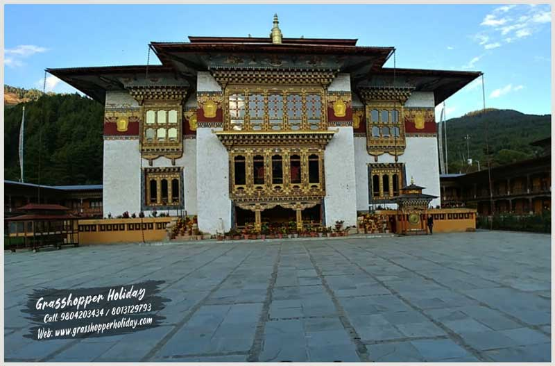 Kurjey Lhakhang | Kurjey Monastery | Top Attraction of Bumthang Valley