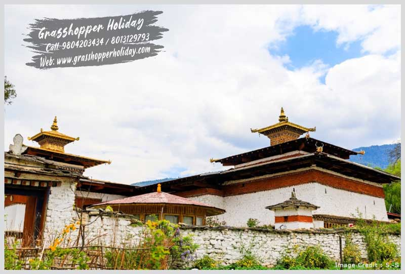 Kyichu Lhakhang - top attraction of paro