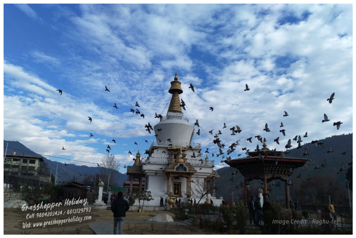 Top attraction of thimphu bhutan