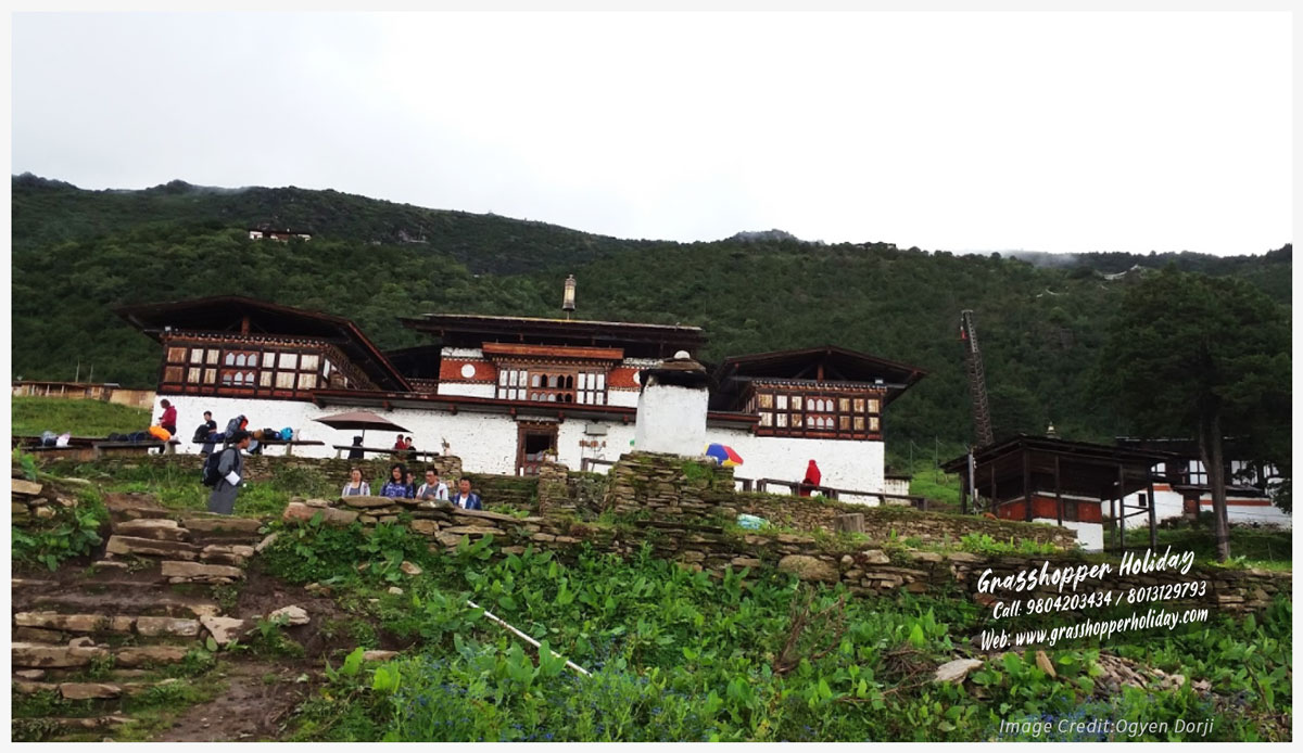 Top attraction of thimphu