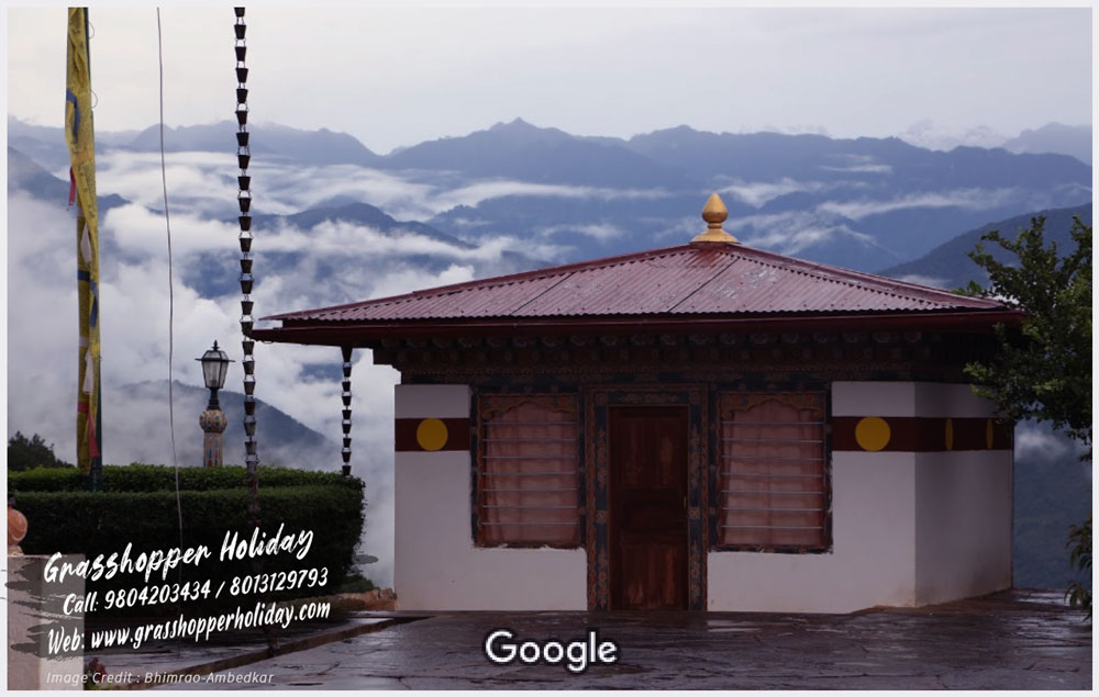 Sangchhen Dorji Lhuendrup nunnery punakha - top attraction of Bhutan