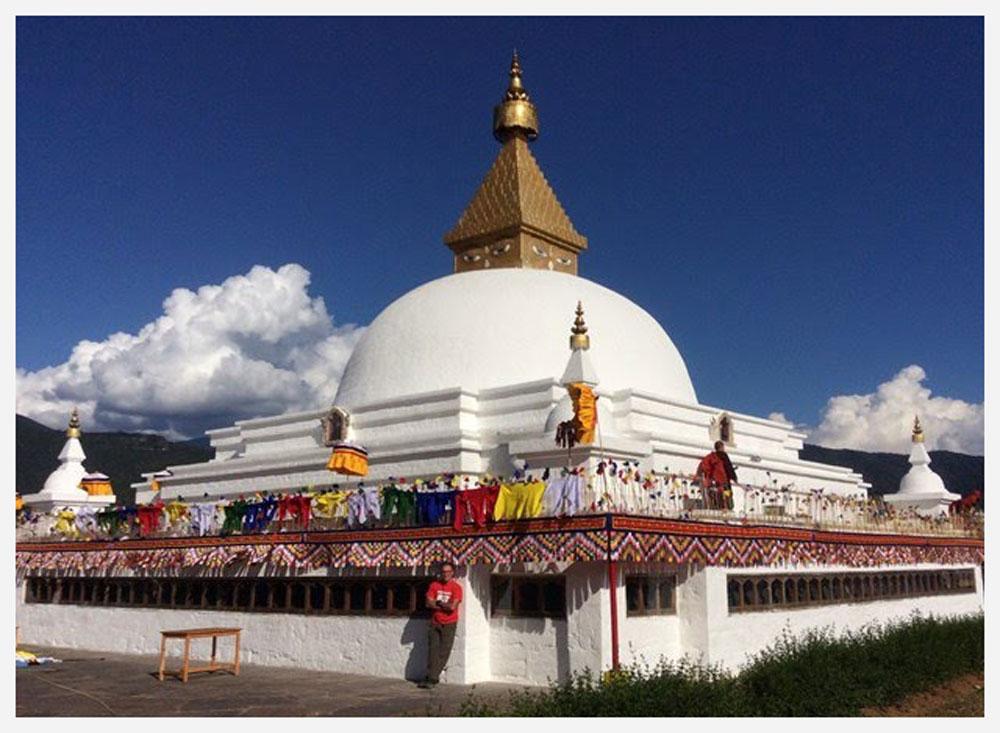 Sangchhen Dorji Lhuendrup nunnery punakha