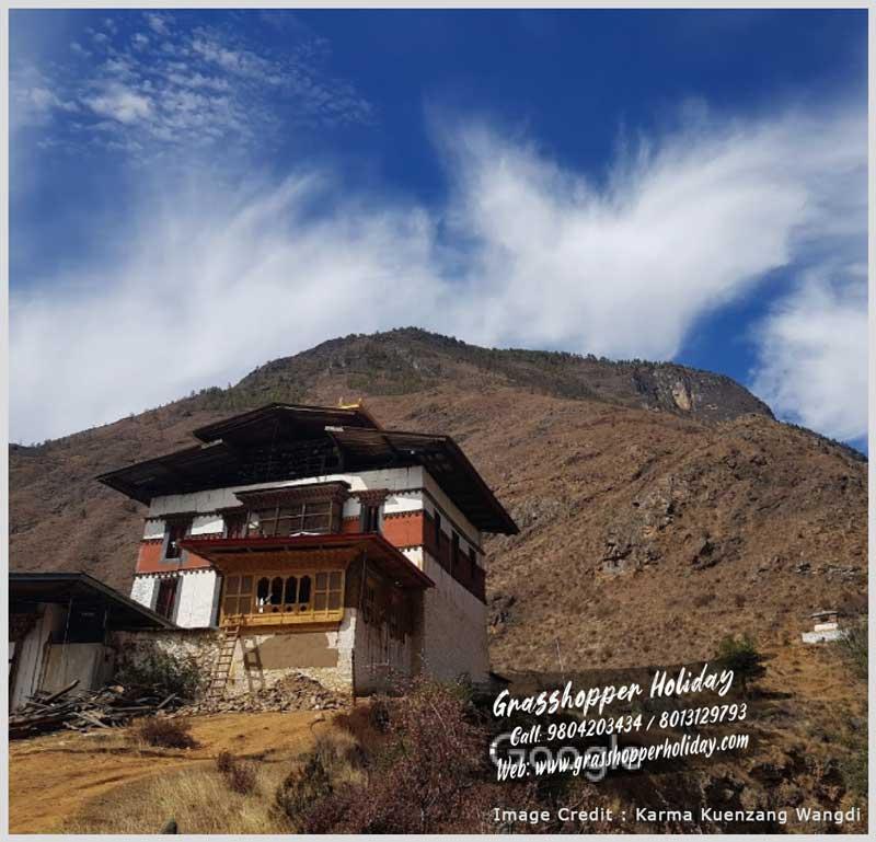 Tachog Lhakhang Monastery | paro old iron bridge | Places to visit in Paro