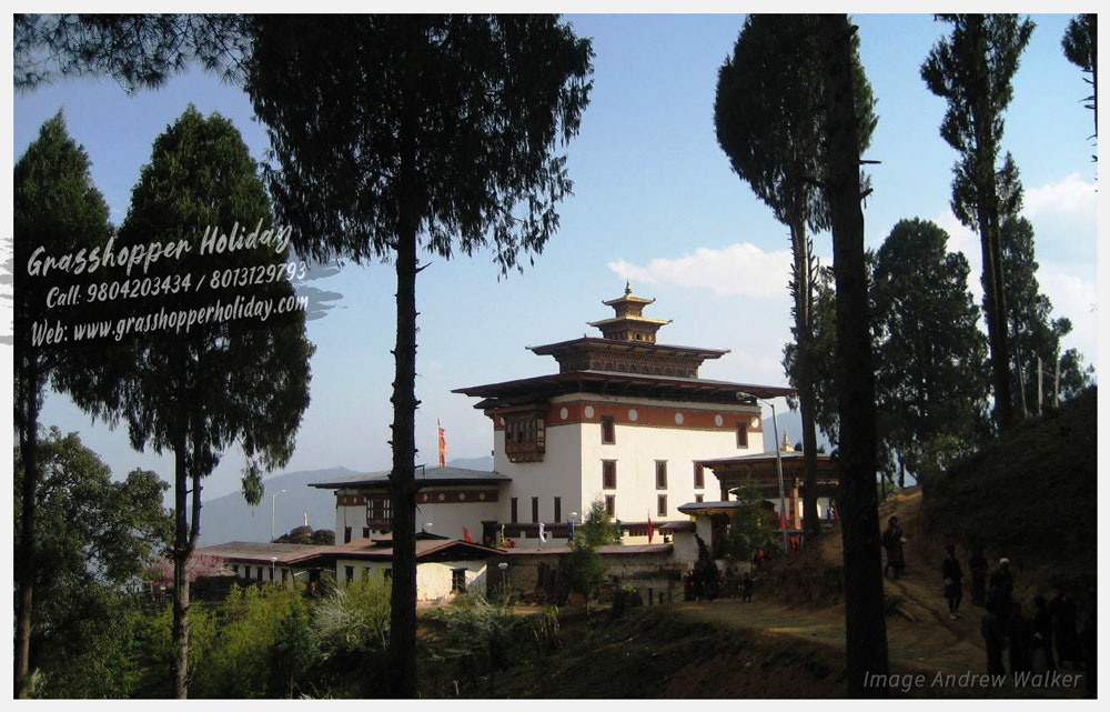 Talo Monastery punakha - top attraction of bhutan