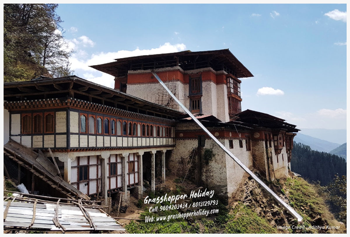 TTango Gompa - Top attraction of Thimphu