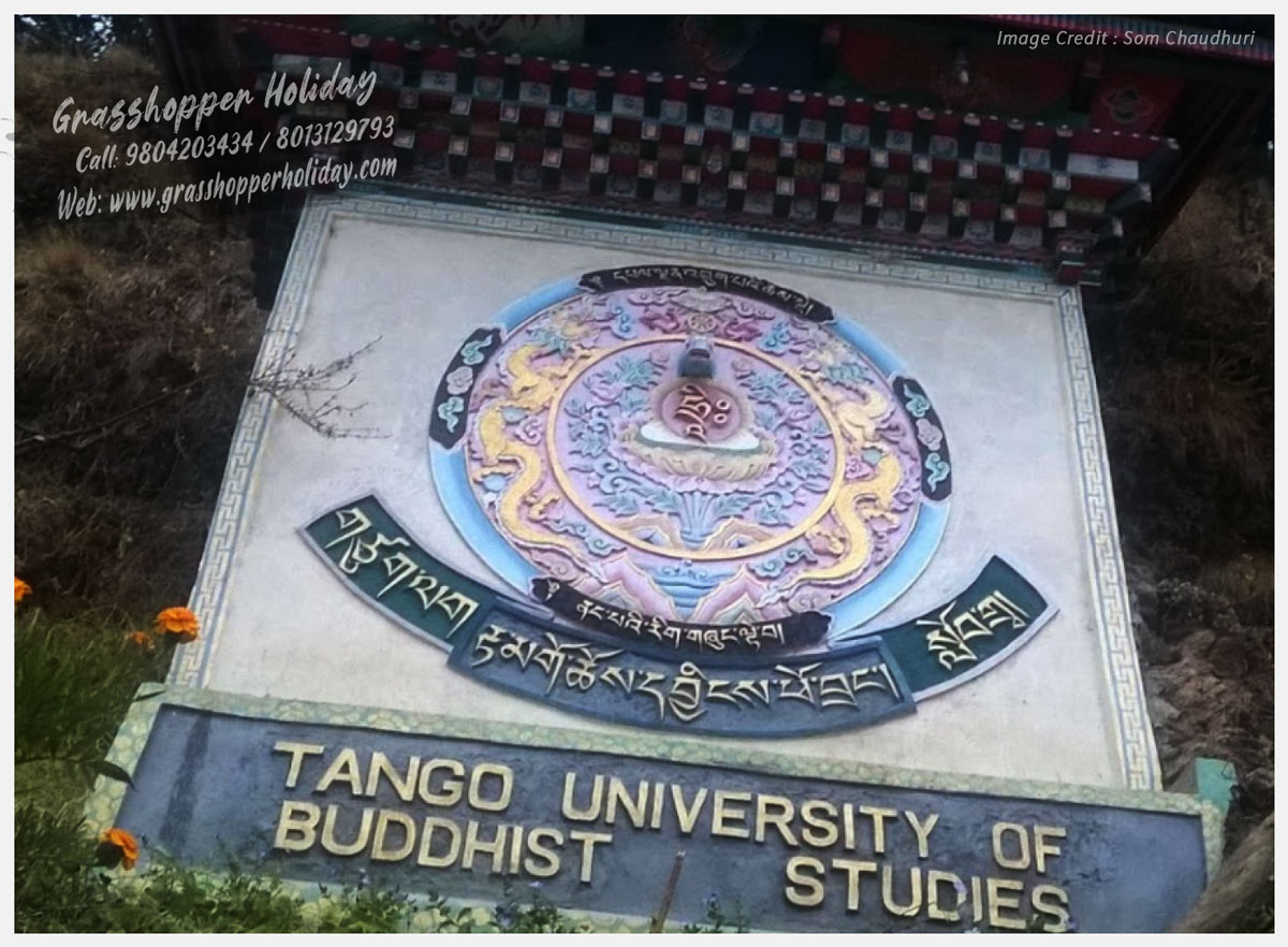 Tango Gompa - Top attraction of Thimphu