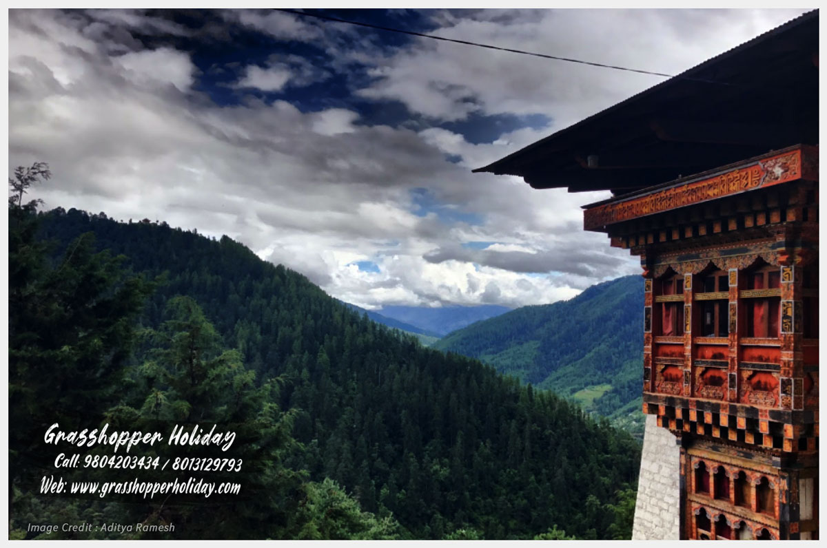 Tango Monastery - Top attraction of Thimphu