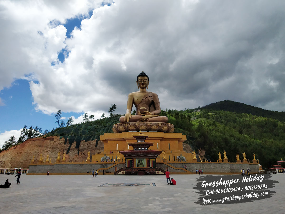 Top attraction of Thimphu - Places to visit in Thimphu