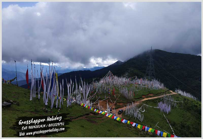 Chele La Pass | Top attraction of Bhutan | Places to visit in Paro