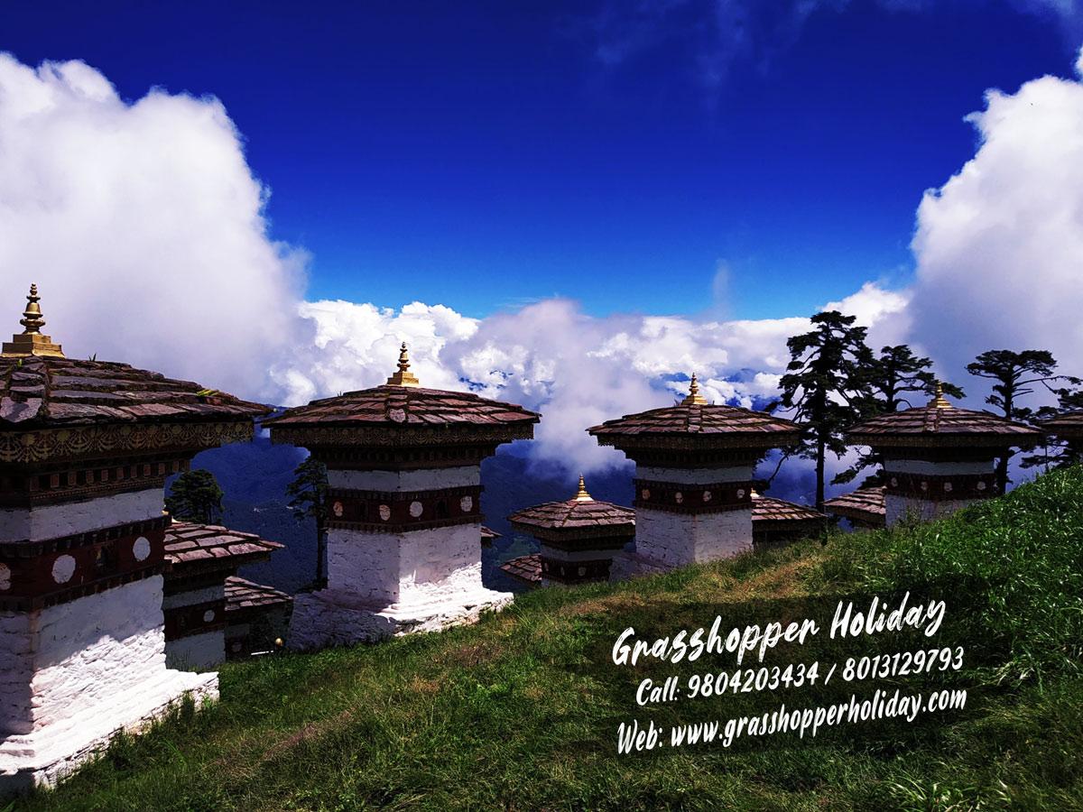 Dochula Pass - Top attraction of Bhutan