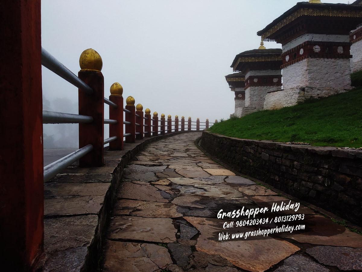 punakha - top attraction of bhutan