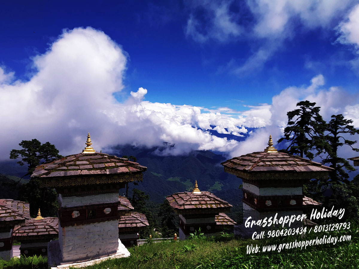 punakha - places to visit in bhutan