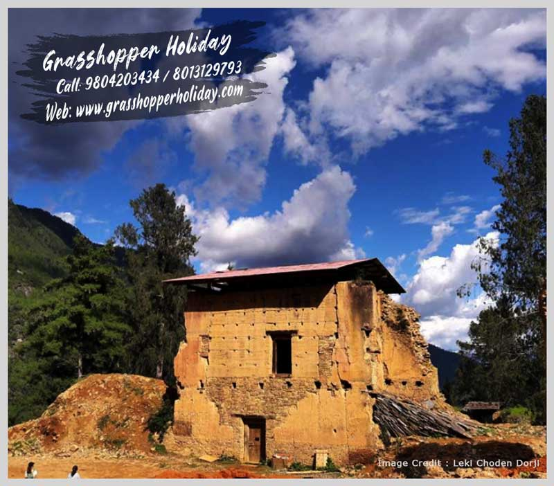 Drukgyel Dzong - top attraction of paro - places to visit in paro