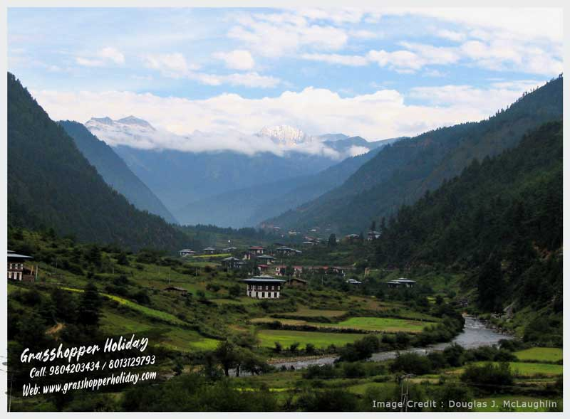Haa Valley | Top attraction of Bhutan | Haa Town | Haa Gompa