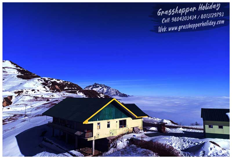 silk route gangtok tour package
