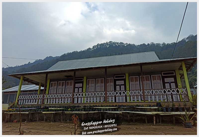sillery gaon home stay