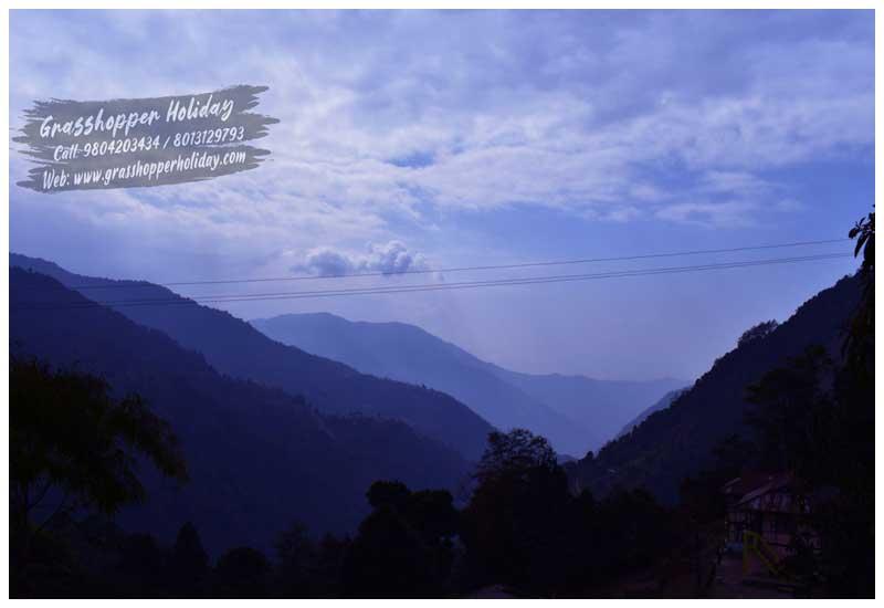 Padamchen sikkim old silk route tour