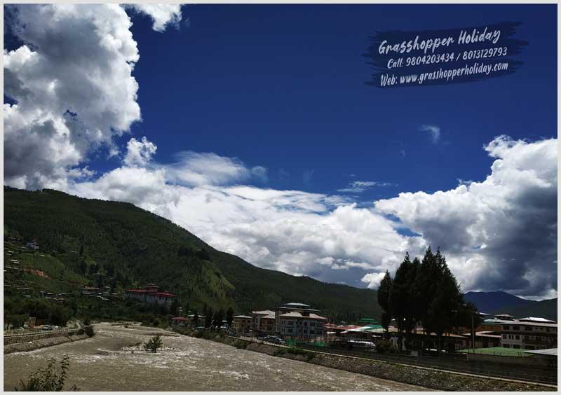Paro - top attraction of bhutan