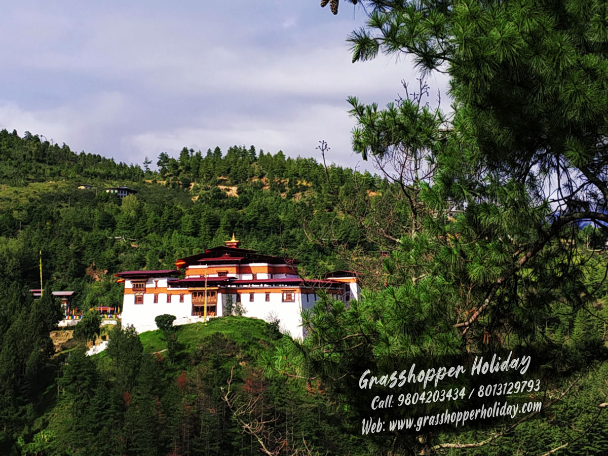 Simtokha Dzong - best places to visit in thimphu
