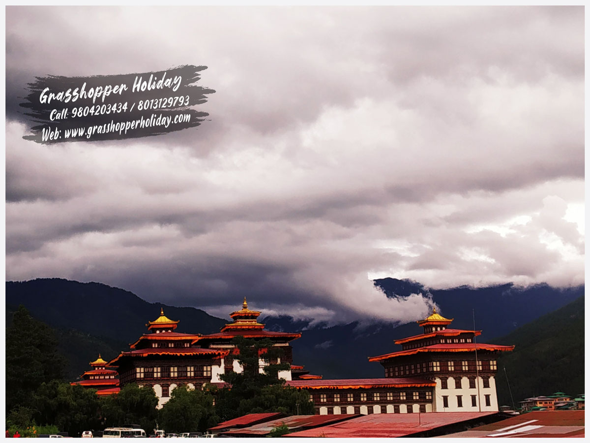 Thimphu - Top attraction of bhutan
