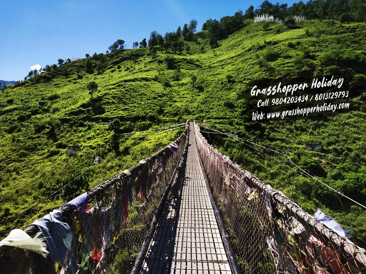 punakha-suspension-bridge - Tourist places to visit in bhutan