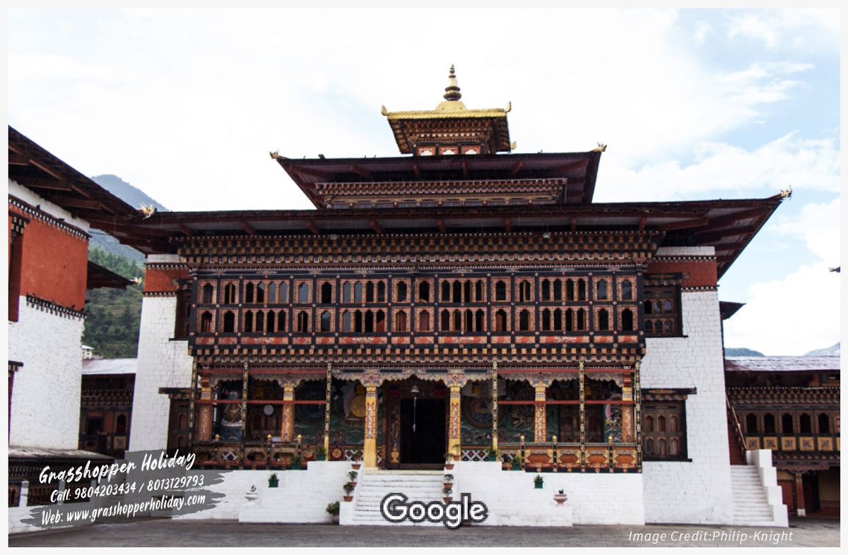 Simtokha Dzong - best tourist spot to visit in thimphu