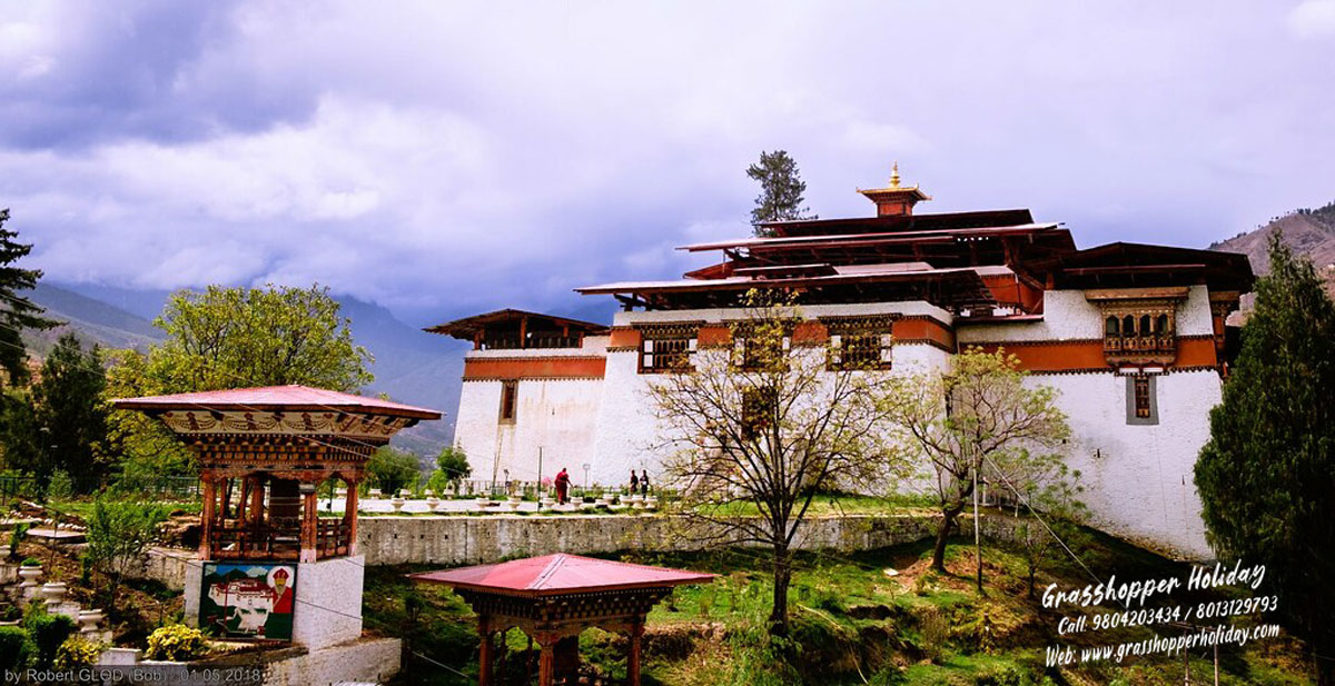 Simtokha Dzong - top 10 tourist places to visit in thimphu