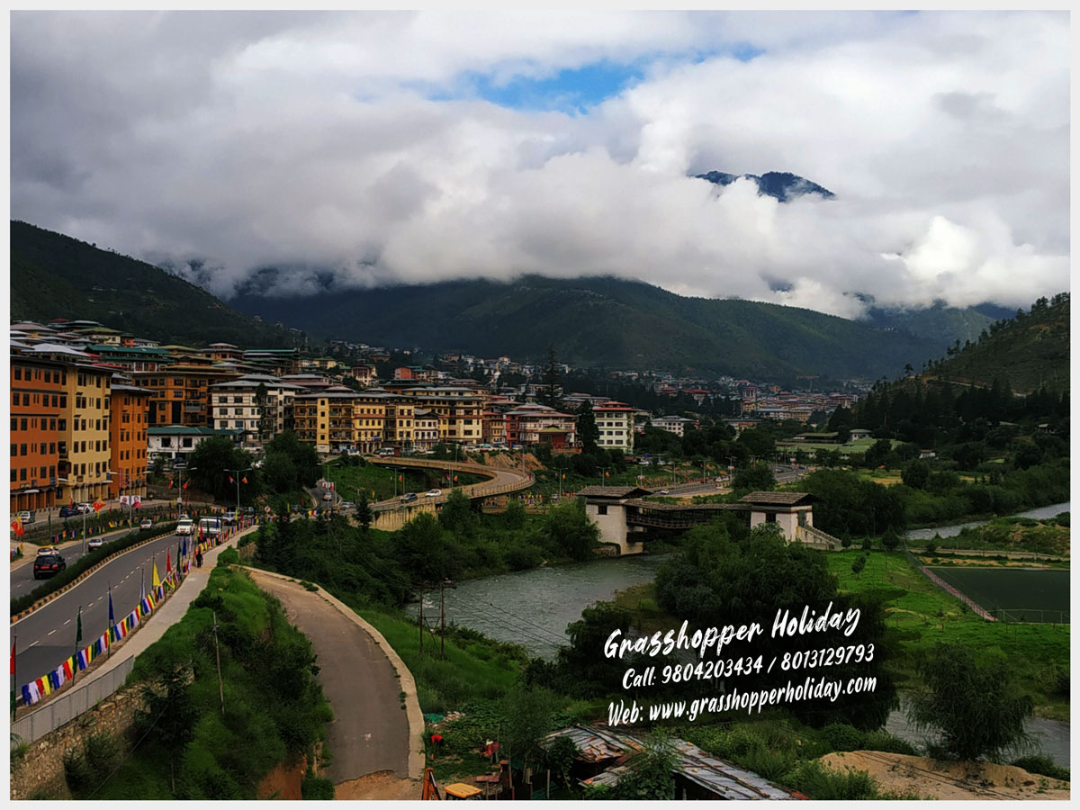 Thimphu - Top attraction of bhutan
