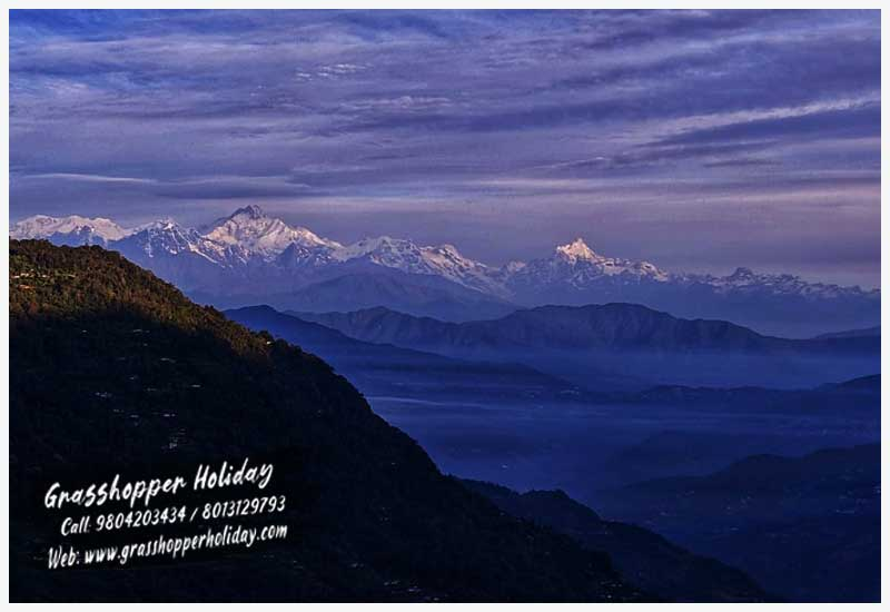 kalimpong package tour