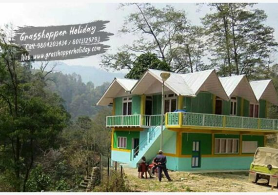 changey falls home stay