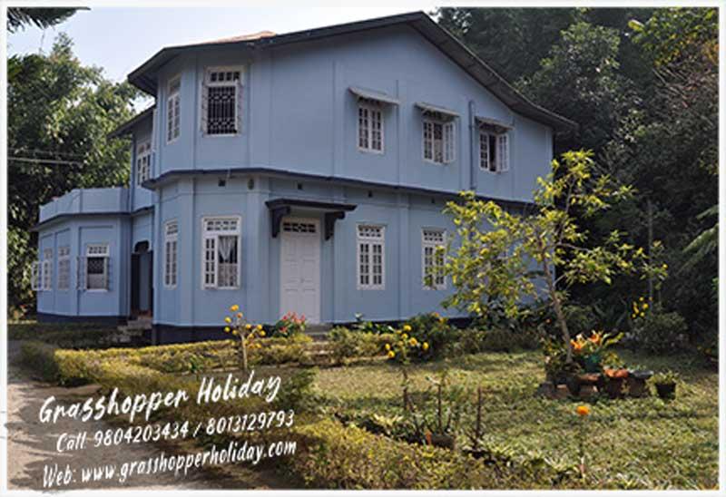 kalimpong heritage bungalow